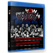 "VOW Blu-ray/DVD September 1, 2018 ""Lord of Anarchy 4"" - Fairmont, WV"