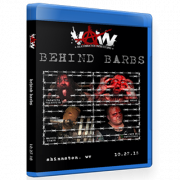 "VOW Blu-ray/DVD October 27, 2018 ""Behind Barbs"" - Shinnston, WV"