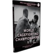 "World Cagefighting Championships DVD December 8, 2012 ""V"" - Tamaqua, PA"