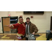 "Wrestling Is Art February 16, 2013 ""Pop"" - Haverhill, MA (Download)"