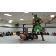 "Wrestling Is Art February 17, 2013 ""In The Abstract"" - Bridgewater, MA (Download)"