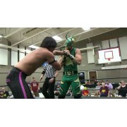 "Wrestling Is Awesome August 3, 2013 ""Youngbloods & Lionhesrts"" - Fairfield, ME (Download)"