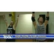 """Wrestling Is Cool April 14, 2013 """"The Chilling Sound of Your Doom"""" - Kingwood, WV & July 21, 2013 """"Cool Party"""" - Deptford, NJ (Download)"""