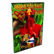 "Wrestling Is Fun DVD March 11, 2012 ""3"" - Hazleton, PA"