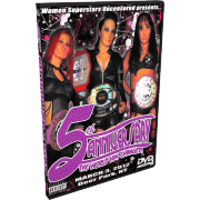 "WSU DVD March 3, 2012 ""5th Anniversary Show"" -  Deer Park, NY"