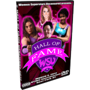 "WSU DVD March 3, 2012 ""WSU Hall Of Fame Class 2012"" - Deer Park, NY"