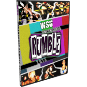 "WSU DVD August 10, 2013 ""Uncensored Rumble 6"" - Vorhees, NJ"