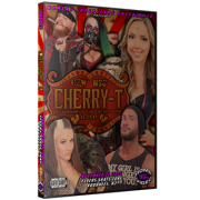 "WSU DVD November 21, 2015 ""Cherry-T: A Fundraiser for Cherry Bomb"" - Voorhees, NJ"