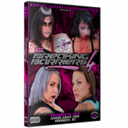 "WSU DVD November 19, 2016 ""Breaking Barriers 4"" - Voorhees, NJ"