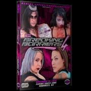 """WSU DVD November 19, 2016 """"Breaking Barriers 4"""" - Voorhees, NJ"""