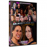 "WSU DVD September 9, 2017 ""King & Queen of the Ring 2017"" - Voorhees, NJ"
