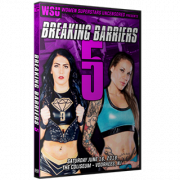 "WSU DVD June 16, 2018 ""Breaking the Barriers 5"" - Voorhees, NJ"