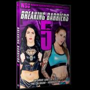 """WSU DVD June 16, 2018 """"Breaking the Barriers 5"""" - Voorhees, NJ"""