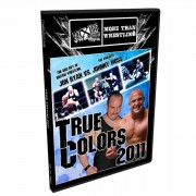 "wXw DVD December 17, 2011 ""True Colors '11"" - Oberhausen, Germany"