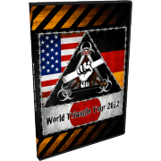 "wXw/BJW/CZW DVD July 28-30, 2012 ""World Triangle Tour"" - Japan"