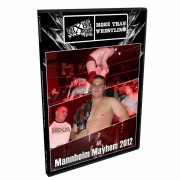 "wXw DVD February 12, 2012 ""Mannheim Mayhem 2012"" - Mannheim, Germany"