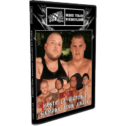 "wXw DVD April 27, 2013 ""Hasta La Victoria Siempre Tour Finale""- Oberhausen, Germany"