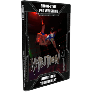 "wXw DVD January 18, 2013 ""Ambition 4"" - Oberhausen, Germany"