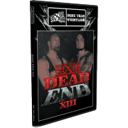 "wXw DVD June 1, 2013 ""Dead End XIII""- Oberhausen, Germany"