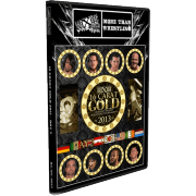 "wXw DVD March 3, 2013 ""16 Carat Gold 2013- Night 3"" - Oberhausen, Germany"
