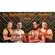 "wXw October 25 & 26, 2013 ""wXw 13th Anniversary Tour"" - Chemnitz & Dresden, Germany (Download)"
