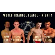 "wXw October 3, 2013 ""World Triangle League- Night 1"" - Oberhausen, Germany (Download)"