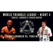 "wXw October 6, 2013 ""World Triangle League-Night 4"" - Oberhausen, Germany (Download)"