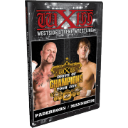 "wXw DVD February 15 & 16, 2014 ""Drive of Champions Tour: Paderborn & Mannheim"" - Paderborn & Mannheim, Germany"