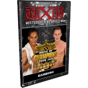"wXw DVD February 28, 2014 ""Drive of Champions Tour: Hamburg"" - Hamburg, Germany"