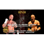 "wXw April 6, 2014 ""Hate's Sunday Bloody Sunday"" - Mulheim, Germany (Download)"