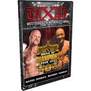 "wXw DVD April 6, 2014 ""Hate's Sunday Bloody Sunday"" - Mulheim, Germany"