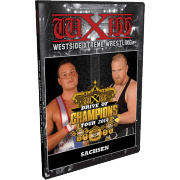 "wXw DVD April 11-13, 2014 ""2014 Drive of Champions Tour-Sachsen"" - Leipsig, Dresden & Limbach-Oberfrohna, Germany"