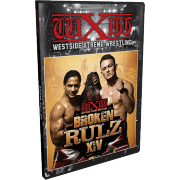 "wXw DVD August 8, 2014 ""Broken Rules XIV"" - Hamburg, Germany"