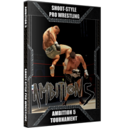 "wXw DVD October 3, 2014 ""Ambition V"" - Oberhausen, Germany"