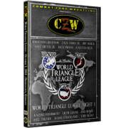 "CZW DVD October 2, 2014 ""World Triangle League - Night 1"" - Oberhausen, Germany"