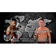 """CZW October 3, 2014 """"World Triangle League - Night 2"""" - Oberhausen, Germany (Download)"""