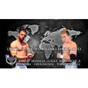 "CZW October 4, 2014 ""World Triangle League - Night 3"" - Oberhausen, Germany (Download)"