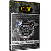 "CZW DVD October 5, 2014 ""World Triangle League - Night 4"" - Oberhausen, Germany"