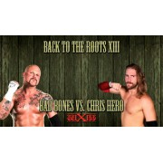 "wXw January 18, 2014 ""Back To The Roots XIII"" - Oberhausen, Germany (Download)"