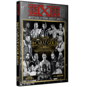 "wXw DVD March 6-8, 2015 ""16 Carat Gold Tournament"" - Oberhausen, Germany"