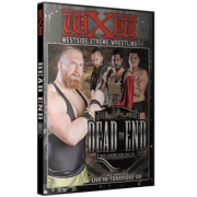 "wXw DVD March 14-15, 2015 ""Dead End XIV & Live In Tonbridge"" - Frankfurt, Germany & Tonbridge, UK"