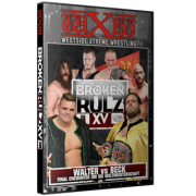 "wXw DVD May 29, 2015 ""More Than Wrestling Tour: Broken Rulz XV"" - Hamburg, Germany"