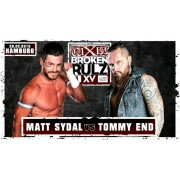 "wXw May 29, 2015 ""More Than Wrestling Tour: Broken Rulz XV"" - Hamburg, Germany (Download)"