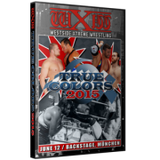 "wXw DVD June 12, 2015 ""True Colors 2015"" - München, Germany"