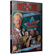"wXw DVD October 17, 2015 ""SlamMania 2015"" - Mannheim, Germany"