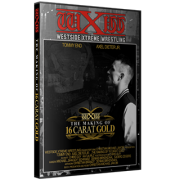 "wXw DVD ""The Making of 16 Carat Gold"""