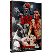 "wXw DVD January 16, 2016 ""Back to the Roots XV"" - Oberhausen, Germany"