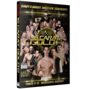 "wXw DVD March 11-13, 2016 ""16 Carat Gold Tournament 2016 & Ambition"" - Oberhausen, Germany"