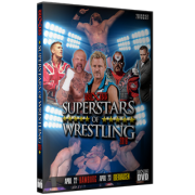 "wXw DVD April 22 & 23, 2016 ""Superstars of Wrestling 2016 - Night 1 & Night 2"" - Hamburg & Oberhausen, Germany"