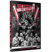 "wXw DVD June 4, 2016 ""Shortcut to the Top"" - Oberhausen, Germany"